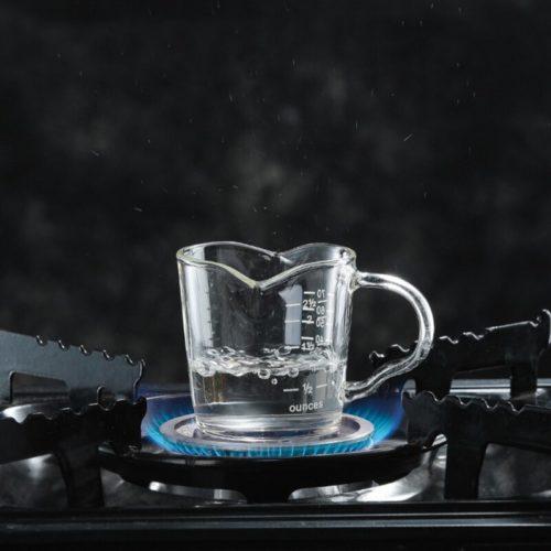 Heat Resistant Glass Measurement Cup