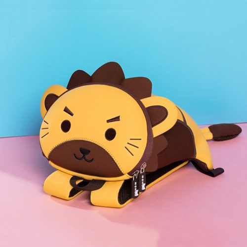 Kids 3D Animal Backpack Leash