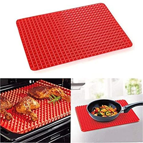 Textured Silicone Grilling Mat