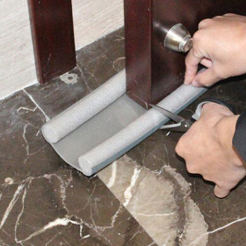 Door Bottom Seal Strip Stopper Guard