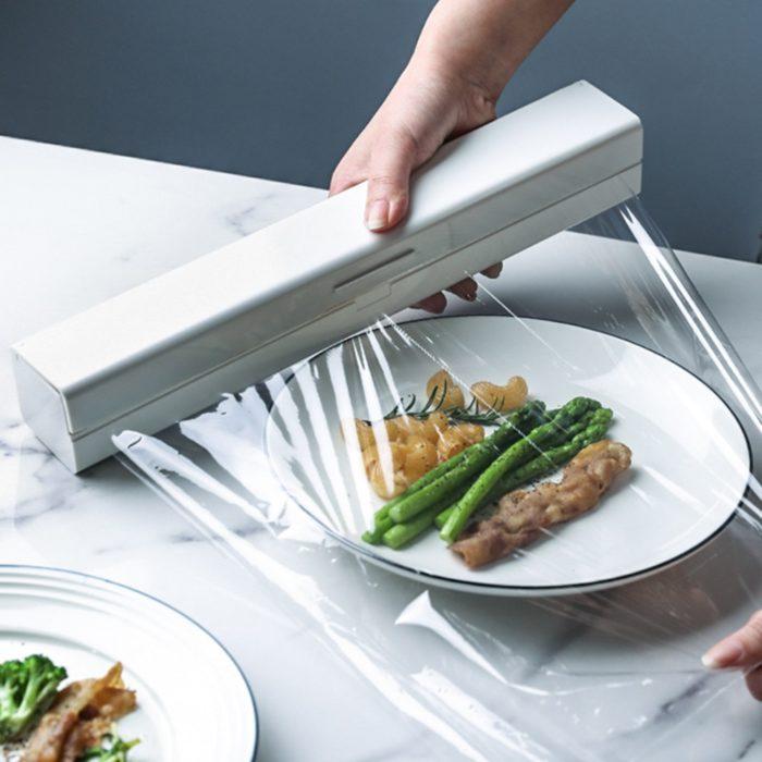 Magnetic Cling Wrap Dispenser