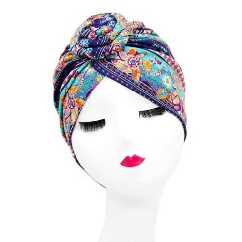 Cotton Printed Hijab Turban