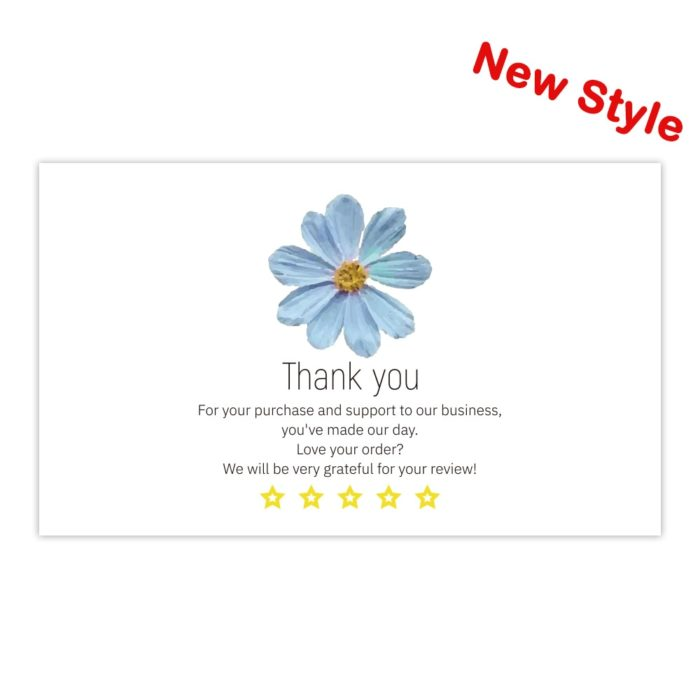 Business Thank You Cards (30 pcs)