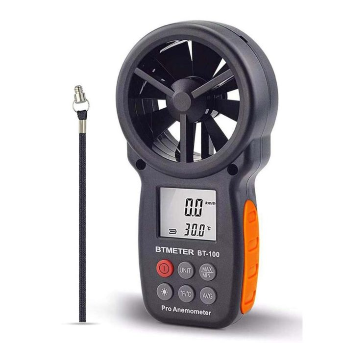 Anemometer Handheld Wind Speed Meter