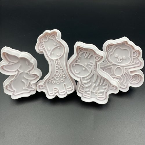 Cute Cookie Cutter With Animal Design
