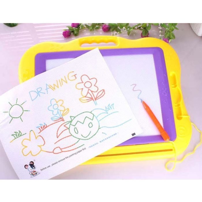 Magnetic Drawing Board for Kids