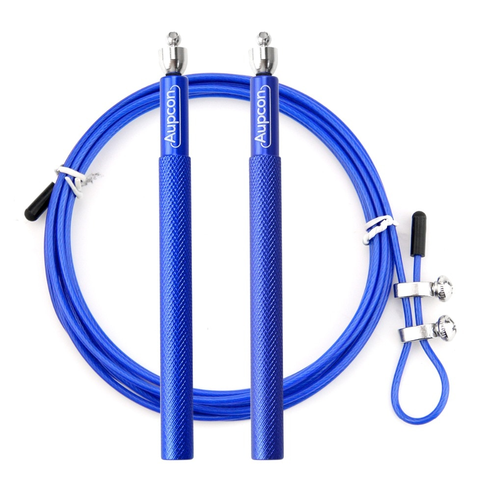 Professional Jump Rope Crossfit Speed Skipping Rope For MAN Boxing Fitness Skip Workout Training With Carrying Bag Spare Cable