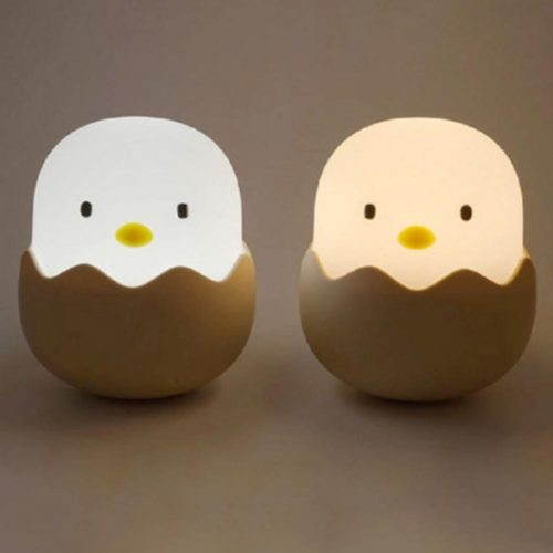 Baby Chick Egg Light Night Lamp