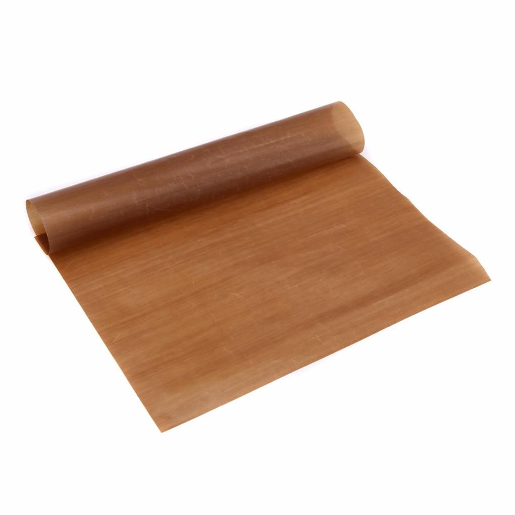 נייר אפייה לשימוש חוזר ללא נייר אפייה גיליון עמיד בטמפרטורה גבוהה תנור מיקרוגל גריל אפיית שטיח