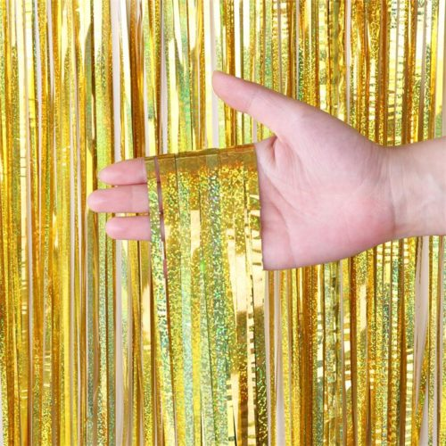 Fringe Curtain For Party Wall Decor Backdrop