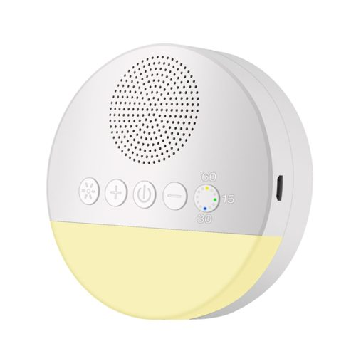 USB Rechargeable White Noise Sound Machine