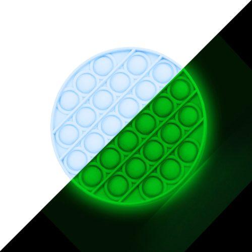 Glow-in-the-Dark Bubble Wrap Fidget Toy