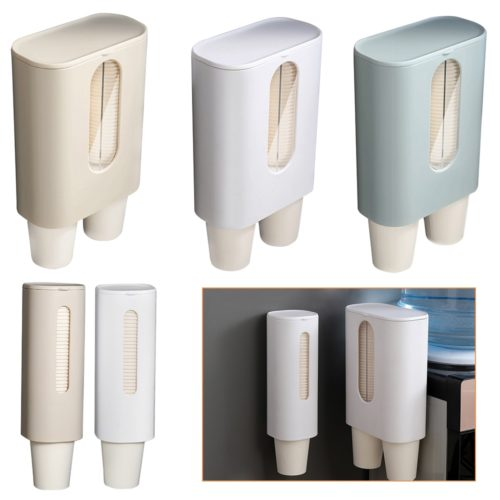 Disposable Cup Holder Wall Dispenser