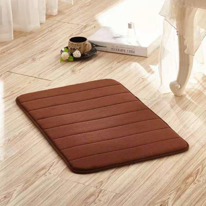 Memory Foam Rug Bathroom Mat
