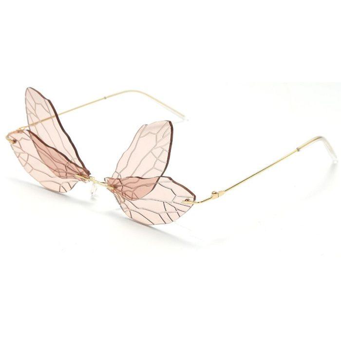 Dragonfly Sunglasses Fashion Eyewear