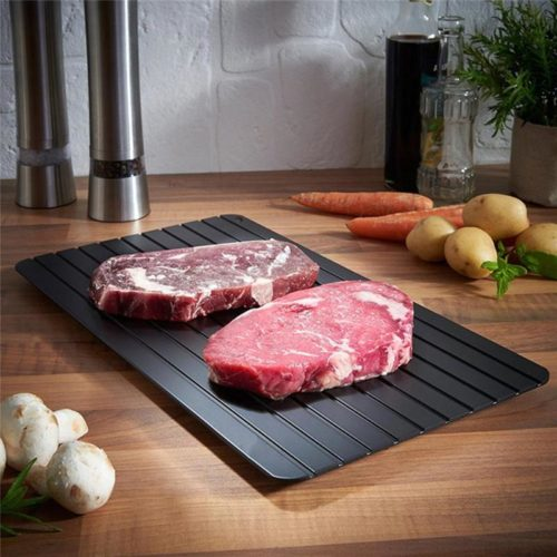 Quick Thawing Meat Defrosting Tray