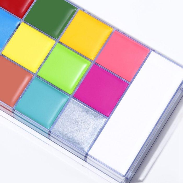 Face Paint Palette 20-Colors Makeup