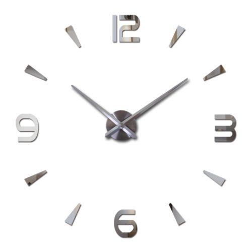 Acrylic 3D Wall Sticker Clock