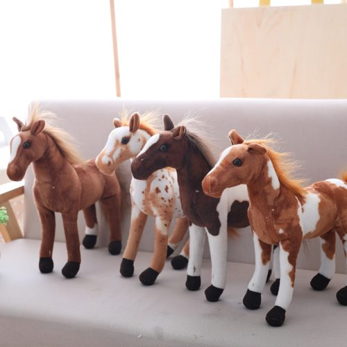 Horse Stuffed Animal Soft Plush Toy
