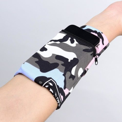 Wrist Pouch For Phone Sports Storage Wallet