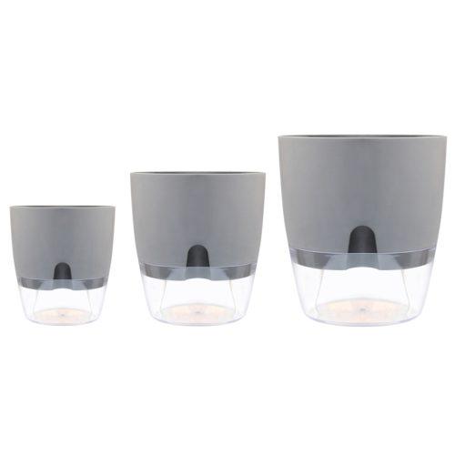 Plastic Self Watering Plant Pot