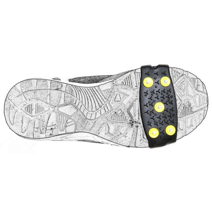 Elastic Silicone Ice Shoe Cleats