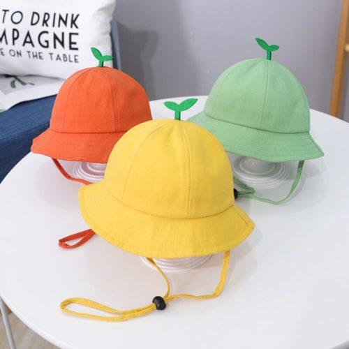 Cute Summer Toddlers Sun Hat