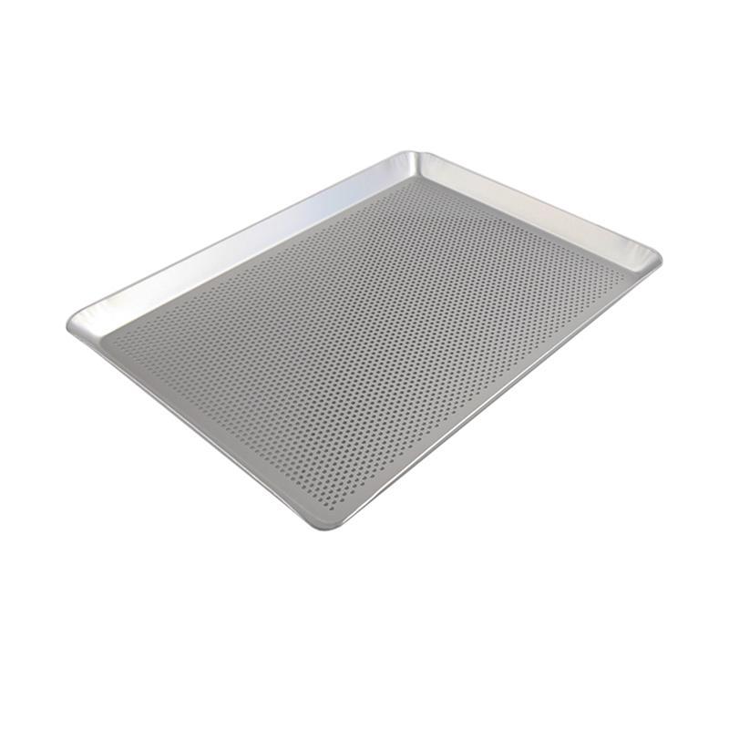 Non-Stick 40x30cm Square Cake Baking Pan Aluminum Alloy Tray Pie Pizza Bread Cake Mold Bakeware Tools Cake Tool