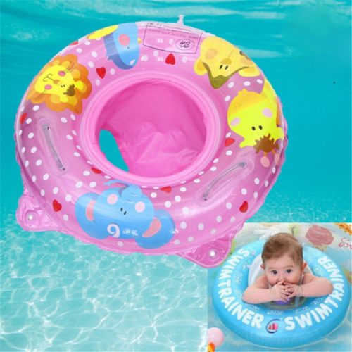 Inflatable Swimming Ring for Kids
