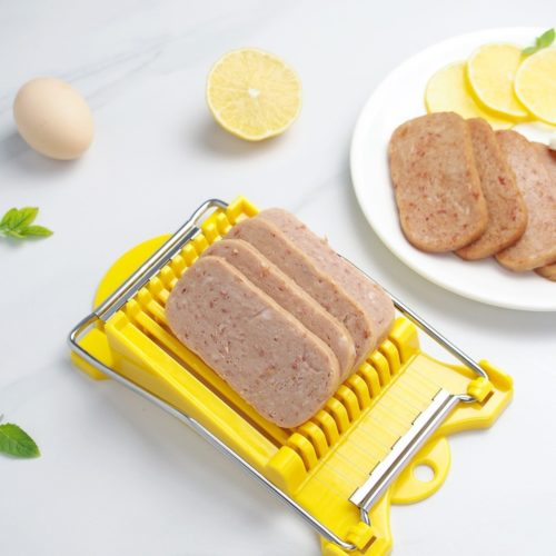 Stainless Steel Luncheon Meat Slicer
