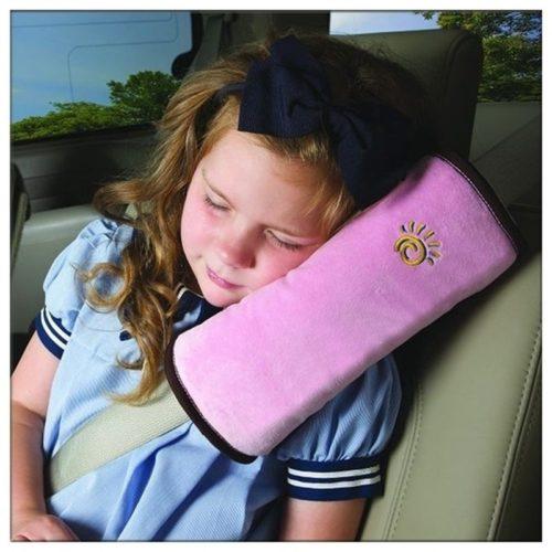 Soft Cushion Seatbelt Pillow