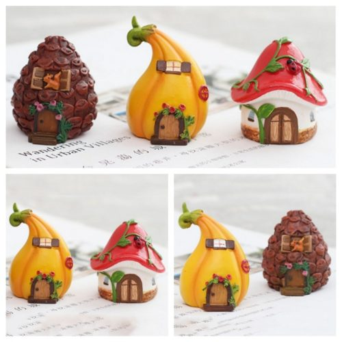 Garden Fairy House Miniature