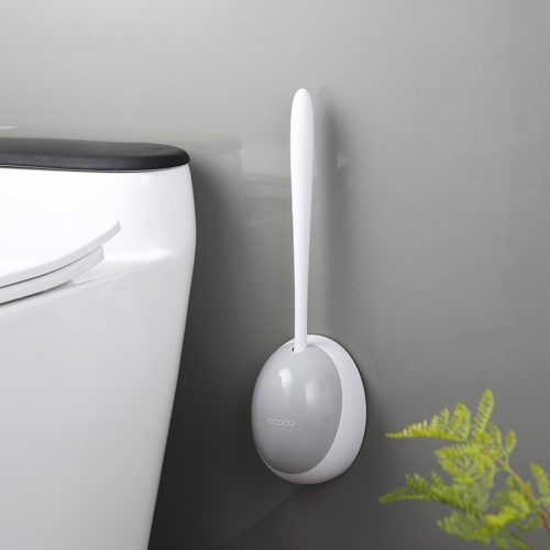 Silicone Wall Mounted Toilet Brush