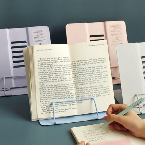Adjustable Metal Book Stand