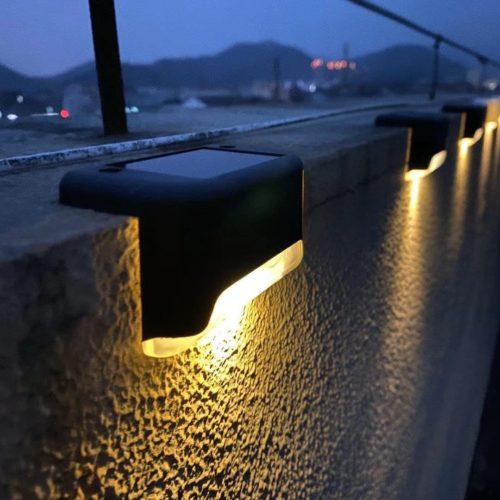 Waterproof Fence Solar Light