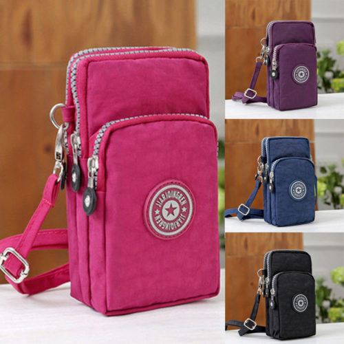 Phone Sling Bag Wallet Pouch