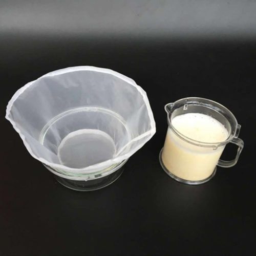 Fine Mesh Nut Milk Strainer