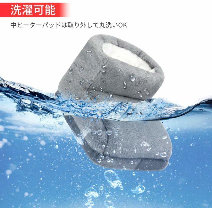 Electric Feet Warmer USB Heating Pad