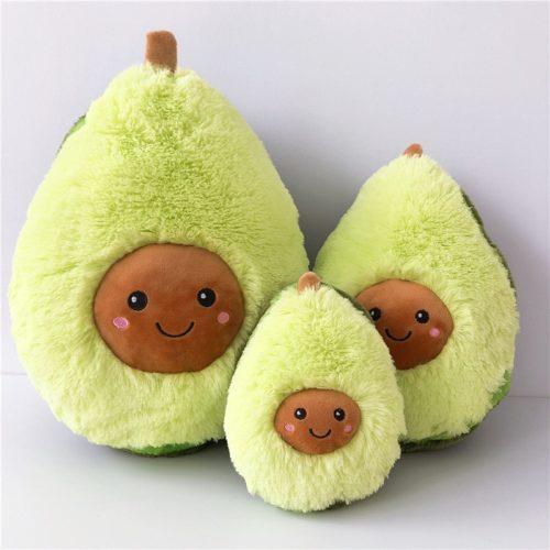 Avocado Plush Toy Soft Stuff Toy