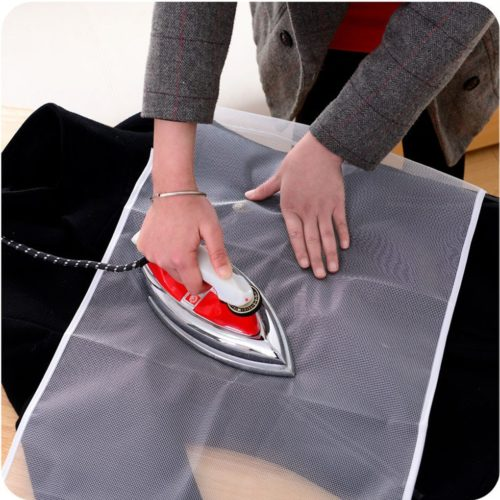 Ironing Mesh Heat-Resistant Protective Cover