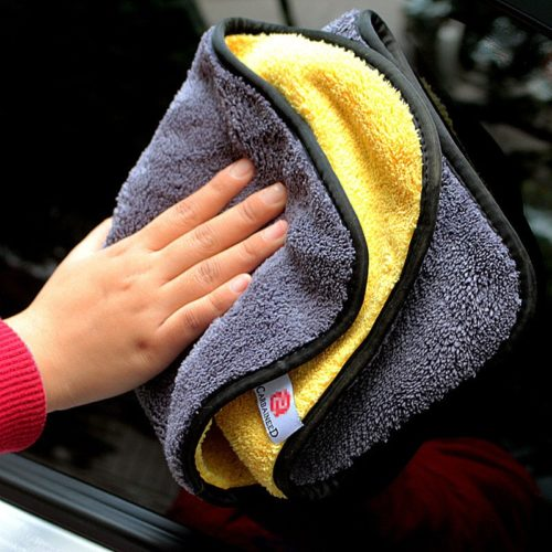 Car Microfiber Towel Drying Cloth