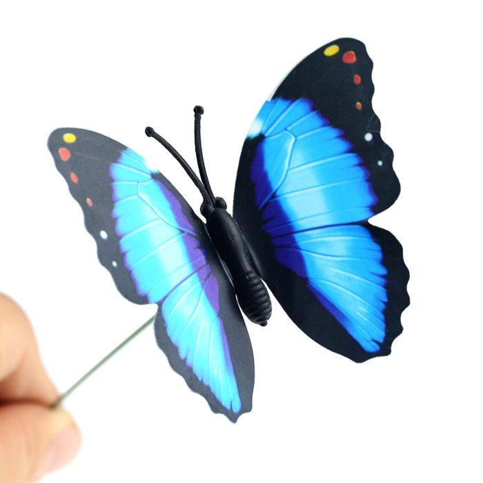 Butterfly Garden Ornaments Yard Decors (5Pcs.)