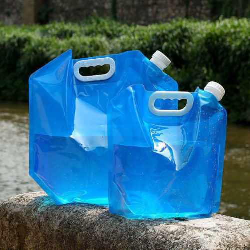 Foldable Water Container Storage Bag