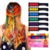 Hair Dye Chalks Temporary Color Kit