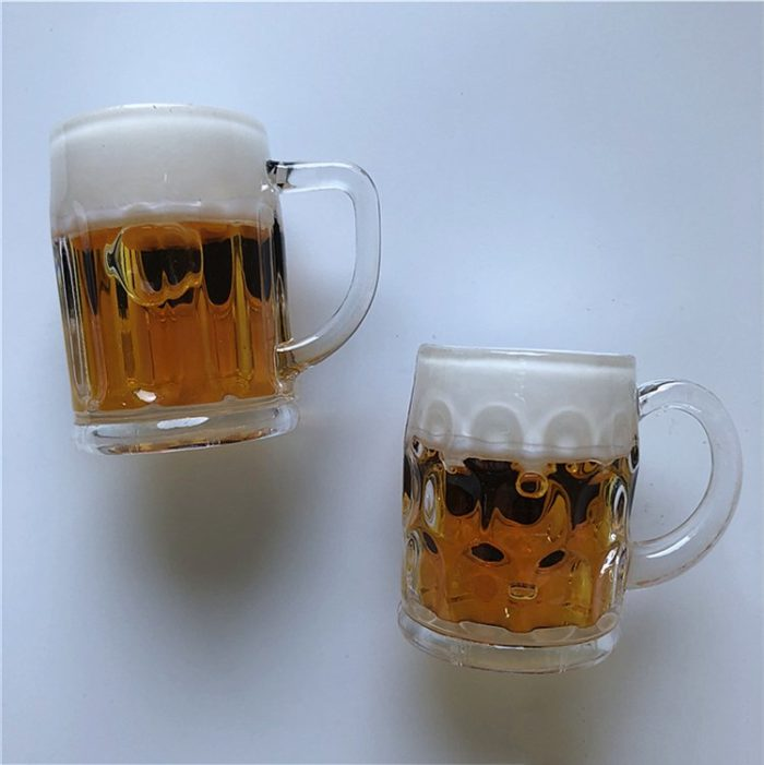 3D Resin Beer Fridge Magnet