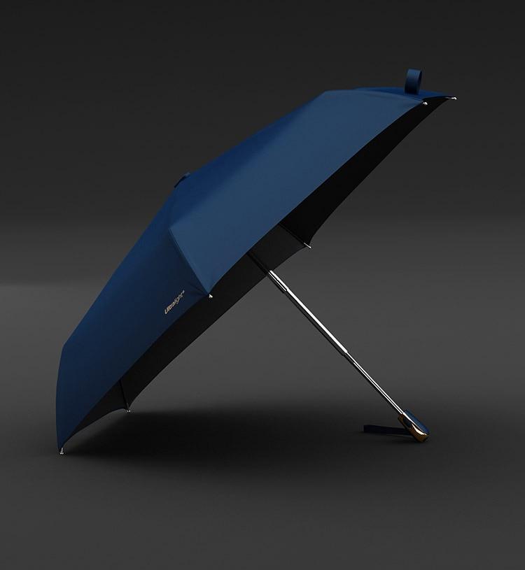OLYCAT Flat Automatic Umbrella Rain Women Ultralight Travel Sun Umbrella Girls Anti UV Portable Folding Umbrellas 6 Ribs Parasol
