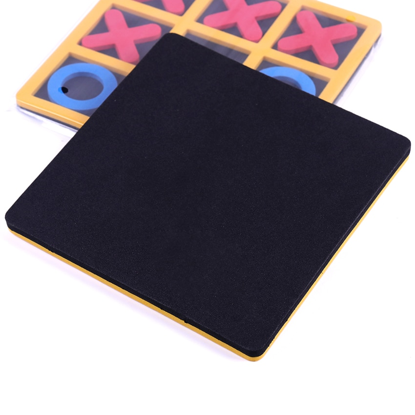 1PC Parent-Child Interaction Leisure Board Game OX Chess Eveloping Intelligent Educational Game For Children