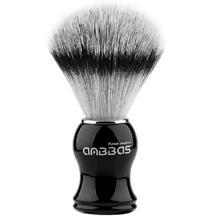 Shaving Cream Brush Synthetic Bristles