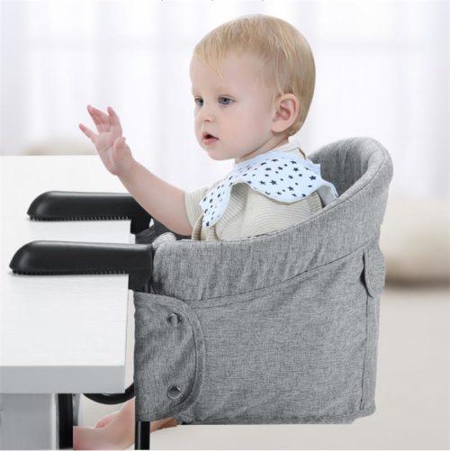 Portable Clip On High Chair