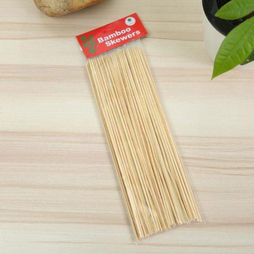 Natural Bamboo Wooden Kebab Skewers